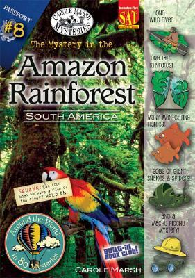 The Mystery in the Amazon Rainforest