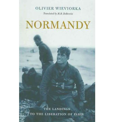 Normandy: The Landings to the Liberation of Paris