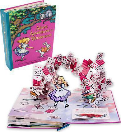 Alice's Adventures in Wonderland: A Classic Collectable Popup