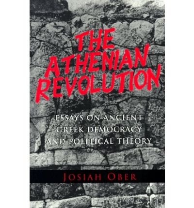 ancient greek democracy essays Where did democracy come from, and what was its original form and meaning here josiah ober shows that this power of the people crystallized in a revolutionary.