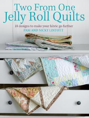 Two from One Jelly Roll Quilts: Designs to Make 20 Adorable Small-Scale Jelly Roll Quilts