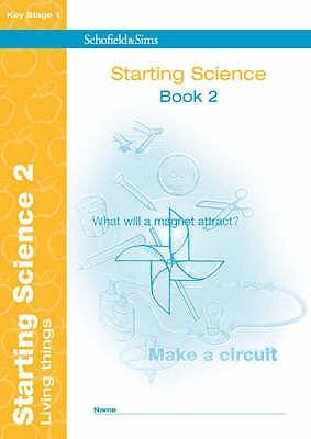 Starting Science Book 2: Living Things