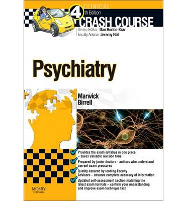 Crash Course: Psychiatry