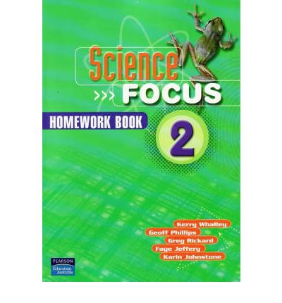 eBookStore release: Science Focus 2 Homework Book 9780733966187 PDF by Kerry Whalley
