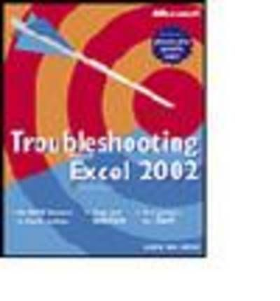 Troubleshooting Excel 2002