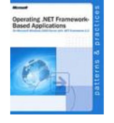 Operating .NET Framework-based Applications
