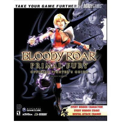 Bloody Roar: Primal Fury Official Strategy Guide
