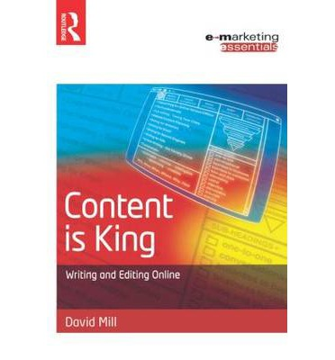 Content is King: Writing and Editing on-Line