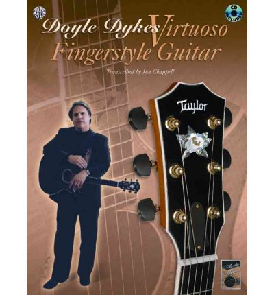 Doyle Dykes Virtuoso Fingerstyle Guitar