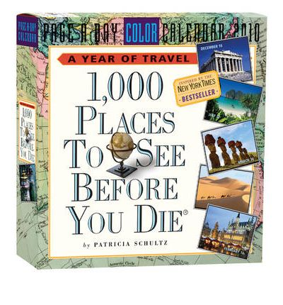 1000 Places to See Before You Die Page-a-Day