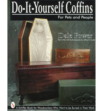 Do-it-yourself Coffins: For Pets and People