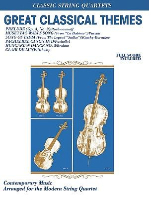 Great Classical Themes: Full Score & Parts, Full Score & Parts