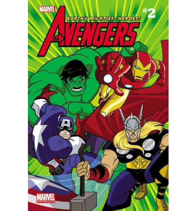 Marvel Universe Avengers: Earth's Mightiest Heroes Comic Readers Vol. 2
