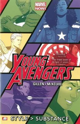 Young Avengers: Style > Substance (Marvel Now) Volume 1