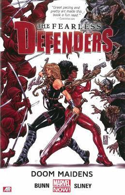 Fearless Defenders: Doom Maidens (Marvel Now) Volume 1