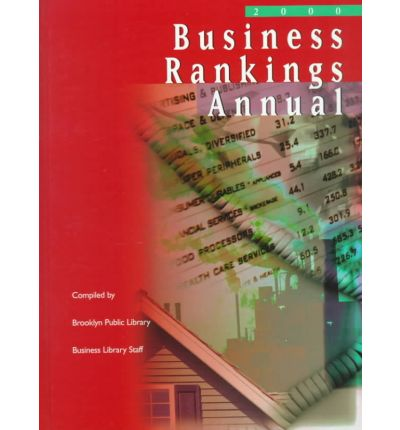 Business Rankings Annual 2000