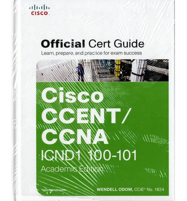 Cisco CCNA Routing and Switching 200-120 OCG Library, AE and CCNA R&S Network Simulator Bundle