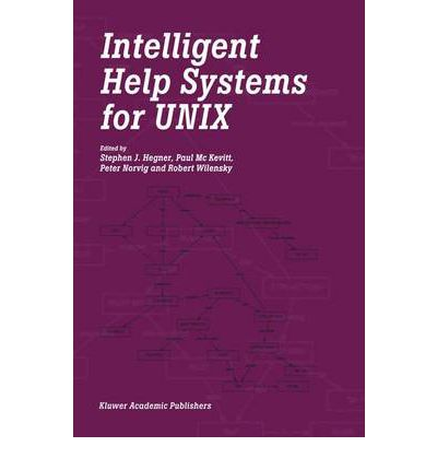 Intelligent Help Systems for UNIX