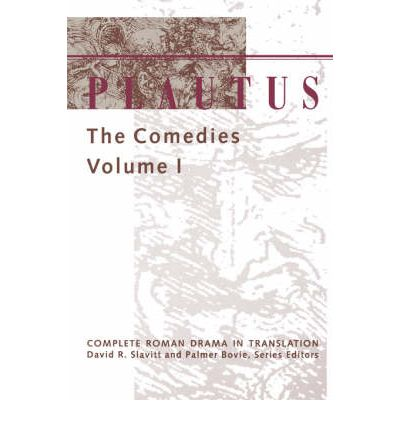 Plautus: v.1: The Comedies