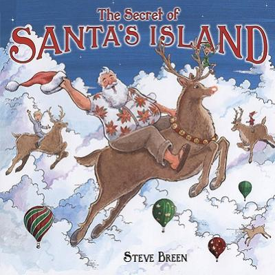The Secret of Santa's Island