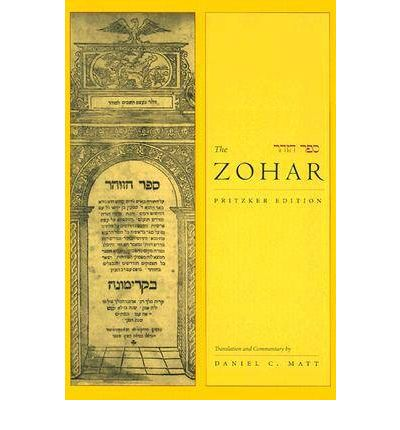 The Zohar: Vol 1