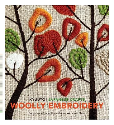 Kyuuto! Japanese Crafts! Embroidery