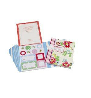 Cath Kidston Book of Labels and Stickers: Over 200 Adorable Adhesives for Home, Office and Everywhere in Between