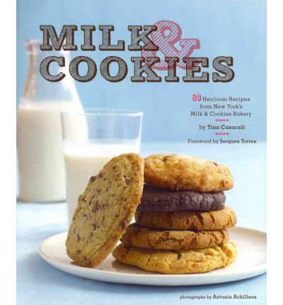 Milk and Cookies: 68 Heirloom Recipes from New York's Milk & Cookies Bakery