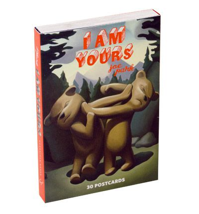 I am Yours Postcard