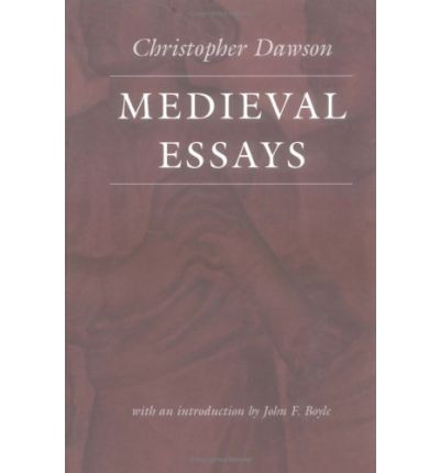 Essays In Order Christopher Dawson