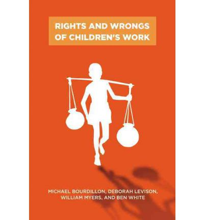Rights and Wrongs of Children's Work