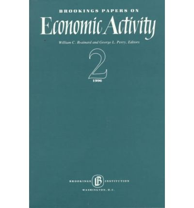 Download ebooks free Brookings Papers on Economic Activity 1996: Macroeconomics Volume 2 PDF by - 9780815712435