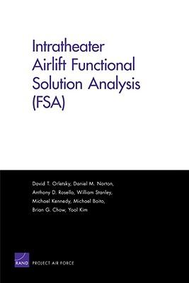 Intratheater Airlift Functional Solution Analysis (FSA)