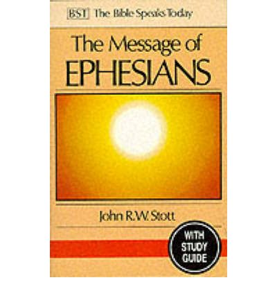 The Epistle To The Ephesians - Executable Outlines