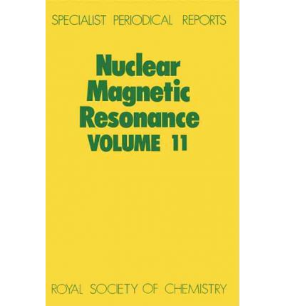 Nuclear Magnetic Resonance : A Review of Chemical Literature