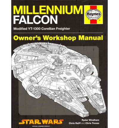 Millennium Falcon Manual: 1977 Onwards (Modified YT-1300 Corellian Freighter)