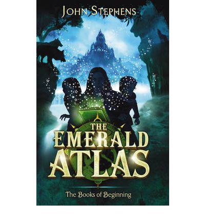 The Emerald Atlas: The Books of Beginning 1