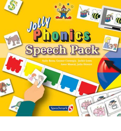 Jolly Phonics Speech Pack: A Comprehensive Resource to Help Develop Children's Speech Discrimination and Production Skills