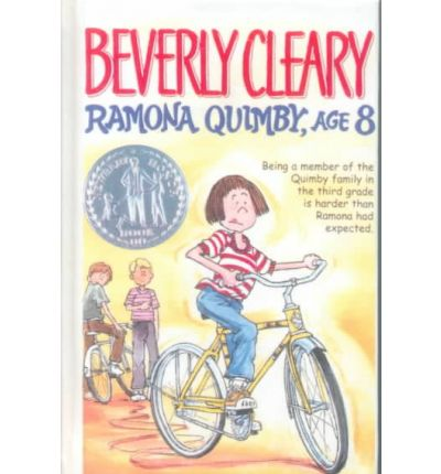 Ramona Quimby, Age 8 : Beverly Cleary, Alan Tiegreen : 9780881032758