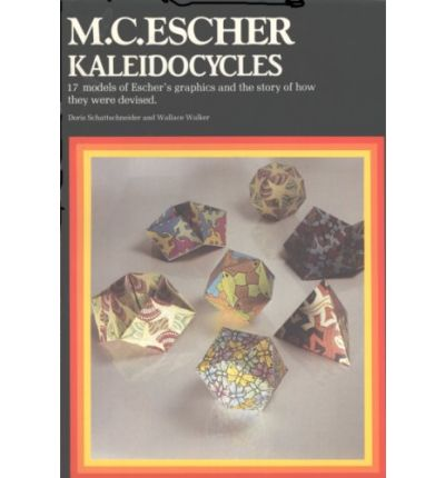 Kaleidocycles: Seventeen Models of Escher's Graphics and the Story of How They Were Devised