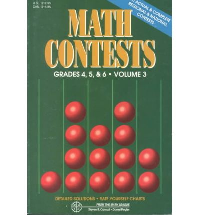 Math Contests for Grades 4, 5, and 6