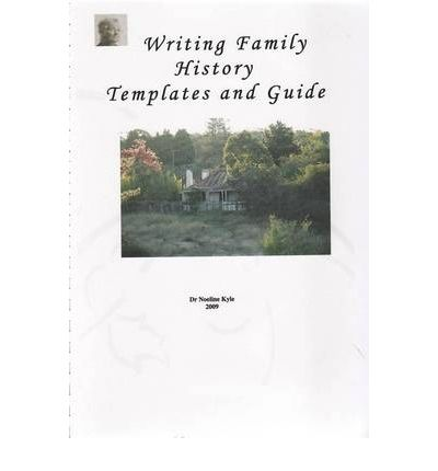 searching for family history guide