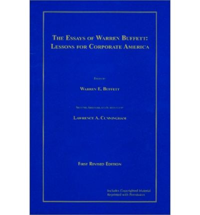 the essays of warren buffett pdf free
