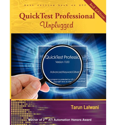 Quicktest Professional Unplugged