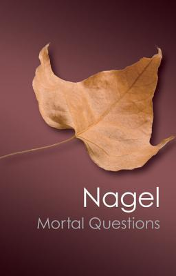 "death by thomas nagel Journal of philosophy of life vol3, no1 in his seminal reflection on the badness of death, nagel links it to the permanent 1 thomas nagel, ""death."