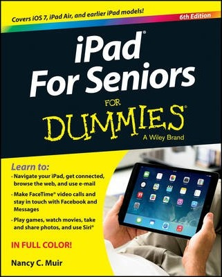 iPad for Seniors For Dummies