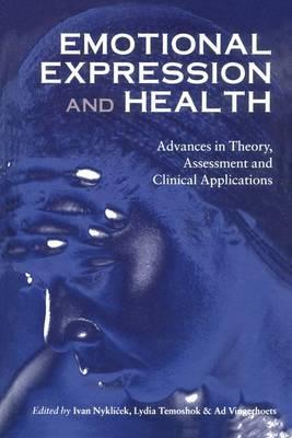 """Kindle free e-book Emotional Expression and Health : Advances in Theory, Assessment and Clinical Applications by Ivan Nyklicek,Lydia Temoshok""""  1138881473 PDF"""