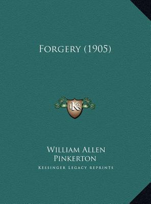 Forgery (1905) Forgery (1905)