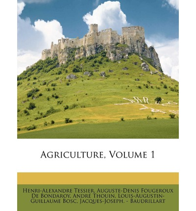 Agriculture, Volume 1