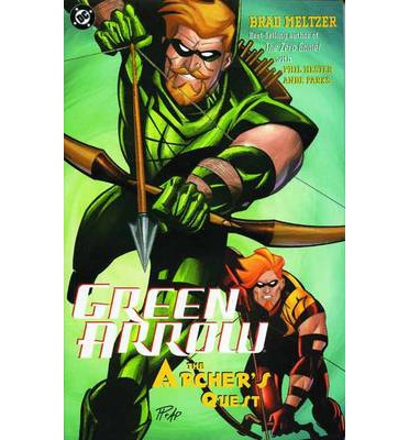 Green Arrow: Archer's Quest